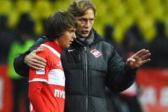 Каюмов готовится к командировке в «Спартак-2», который стартует во втором дивизионе