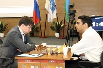 В Ханты-Мансийске прошел 12-й тур шахматного соревнования претендентов