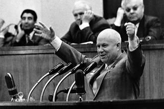 50 лет назад в отставку был отправлен Никита Хрущев