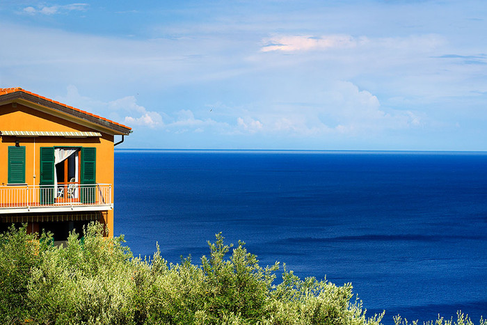 картинки дома у моря