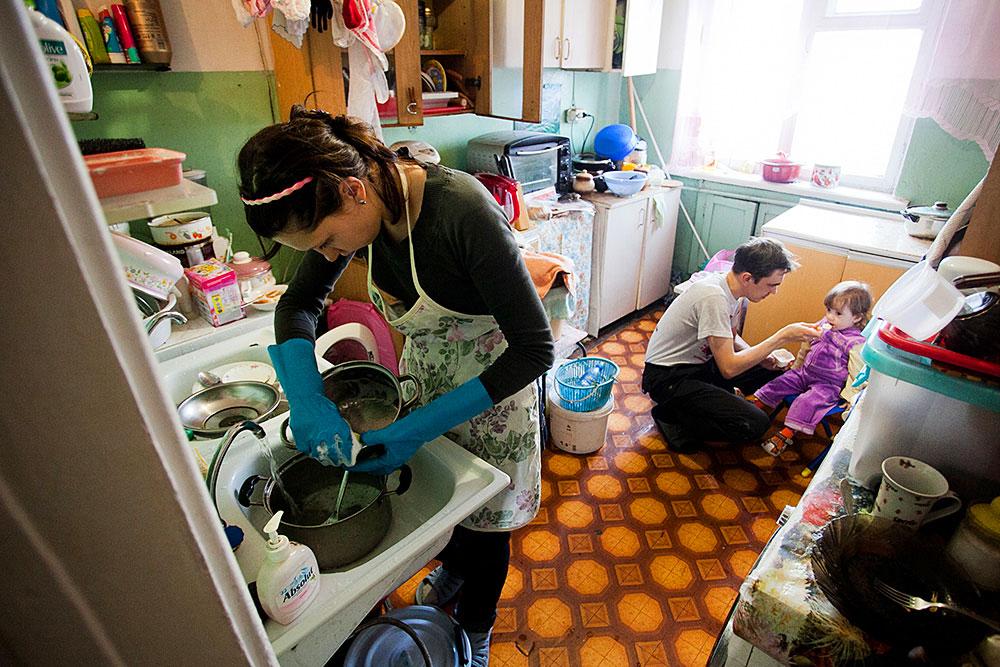 Коновалов отсек часть семей с детьми от 3 до 7 лет от получения президентского пособия