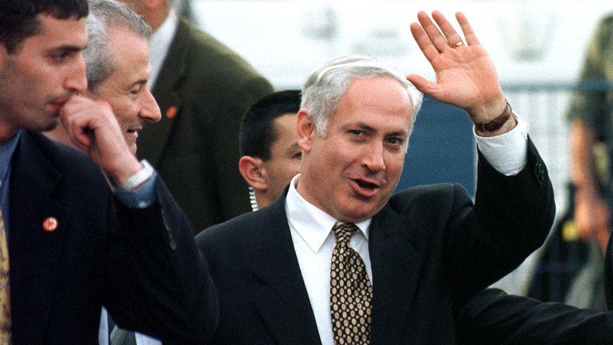 Биньямин Нетаньяху, 1996 год