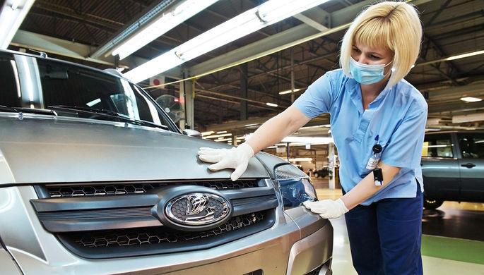 «АвтоВАЗ» увеличил прибыль на падающем рынке