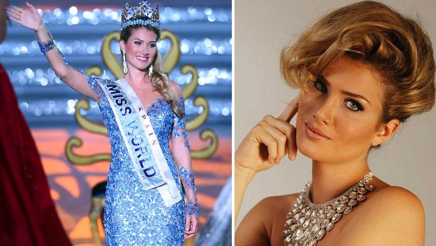 Мирея Лалагуна (Испания), 23 года, Мисс Мира — 2015