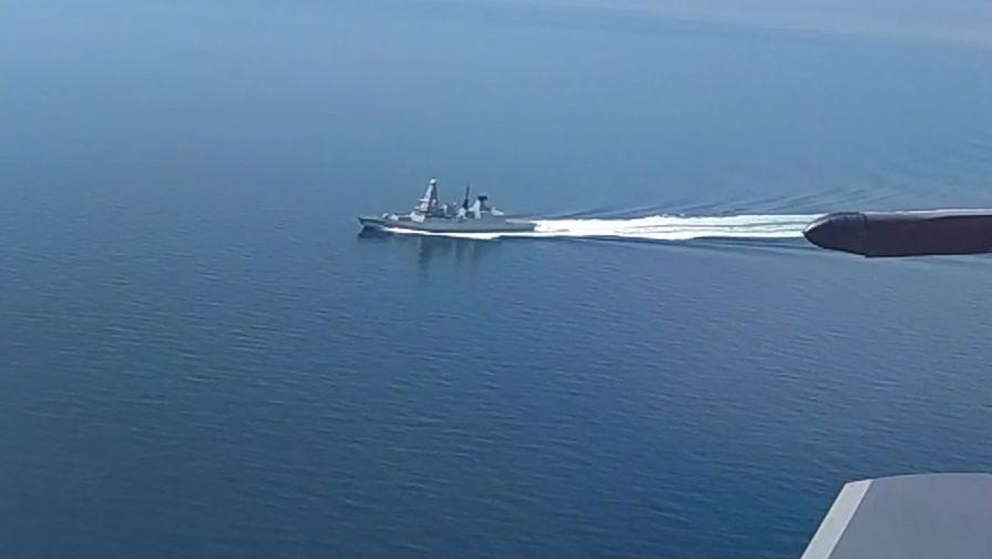 В МГИМО назвали инцидент с эсминцем самым серьезным в Черном море с распада СССР