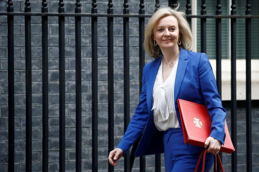 Новым главой британского М�Д назначена Элизабет Трасс