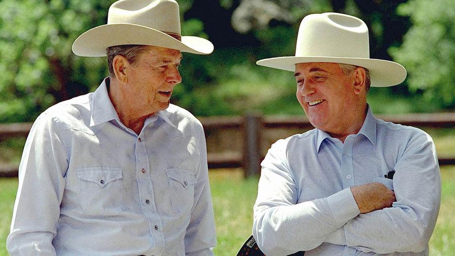 Встреча с Путиным: Горбачев дал совет будущему президенту США