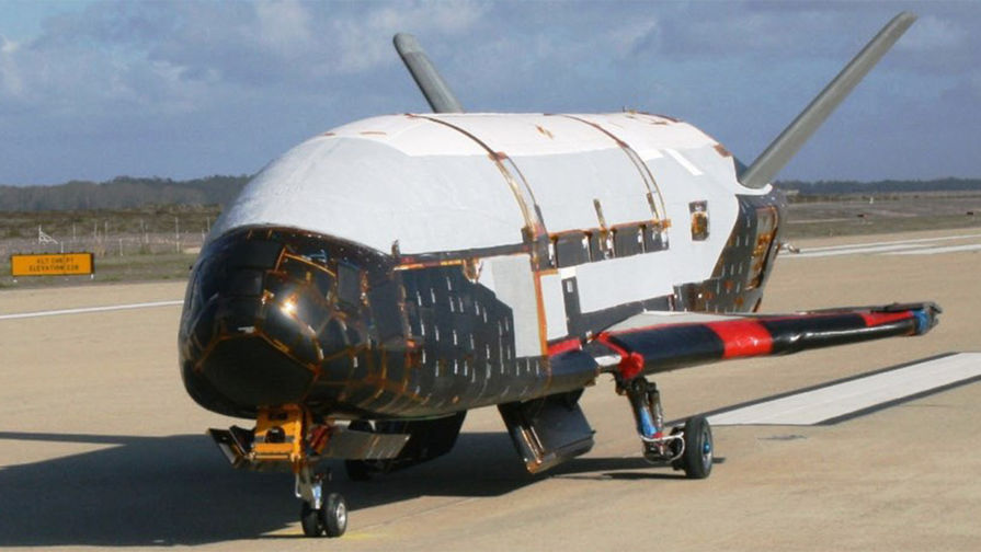 Space Xназвала дату запуска беспилотного корабля дляВС США