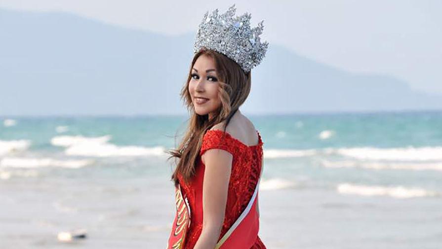 "В Киргизии погибла в ДТП ""Миссис мира"" Сания Шакирова"