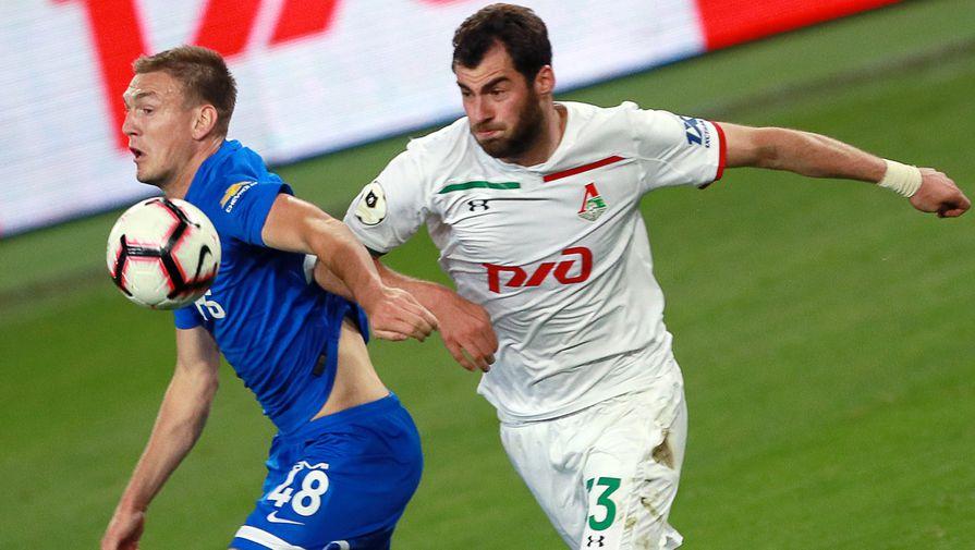 СМИ: «Локомотив» хочет продлить контракт с Кверквелией