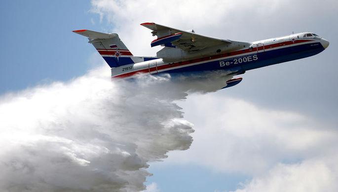 Наши в Ле Бурже: русская амфибия долетела до Парижа
