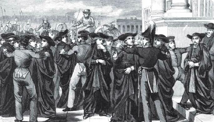 Изгнание иезуитов из России