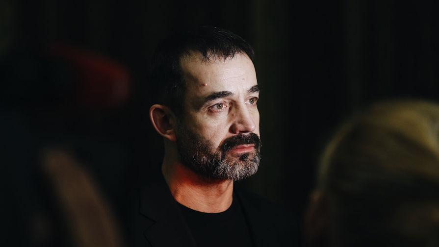Актер театра и кино Дмитрий Певцов