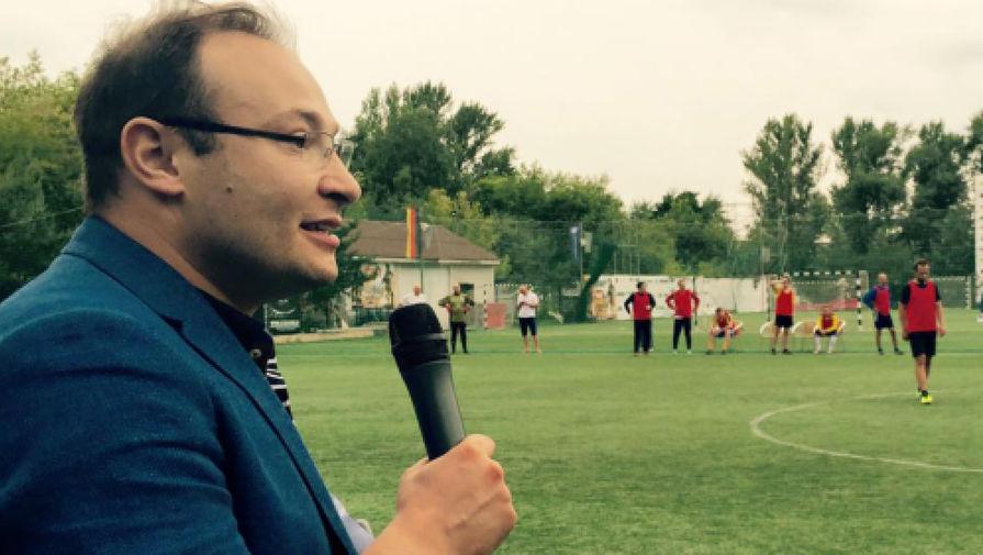 Комментатор Матч ТВ Генич ответил на критику рэпера Горозии