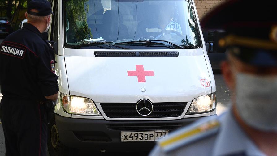 В Дагестане четыре человека погибли при столкновении автомобиля с грузовиком