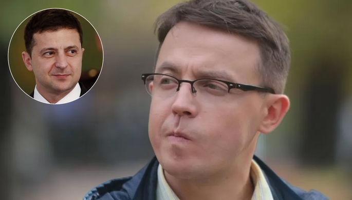 «Советская отрыжка»: журналист объявил Зеленского врагом Украины