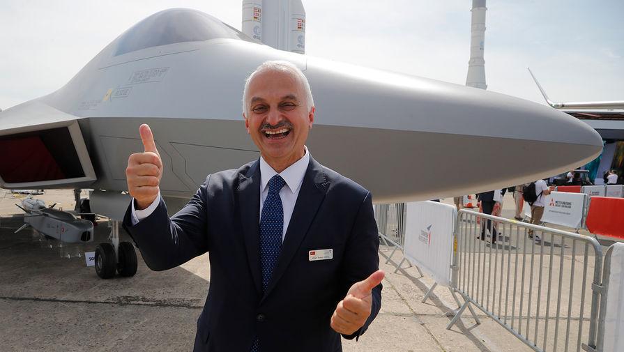 Обойдутся без США: Турция будет сама делать истребитель 5-го поколения
