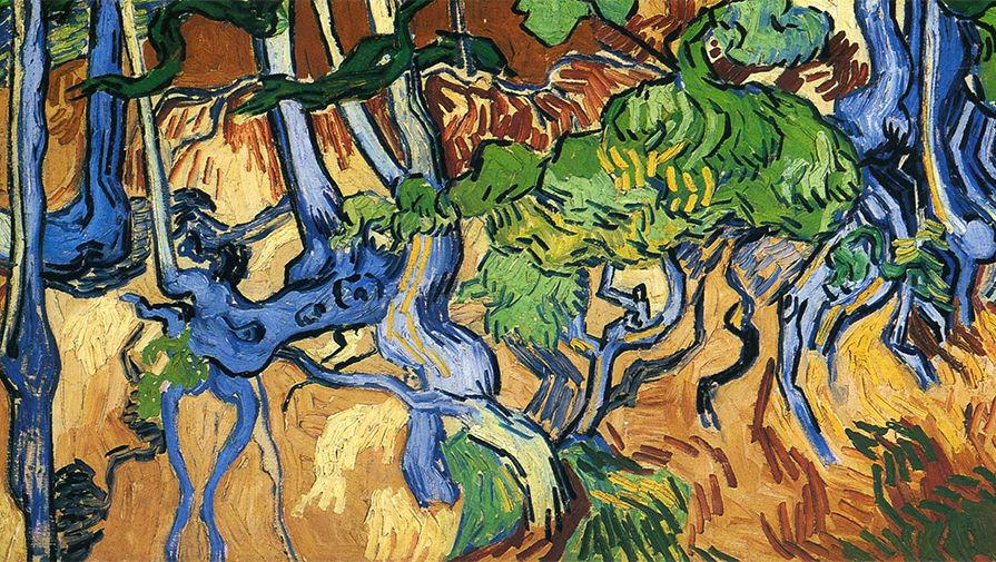 «Корни деревьев» (1890)