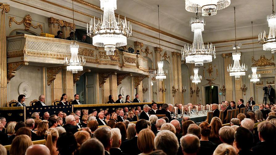 В Стокгольме вручат альтернативную Нобелевскую премию по литературе