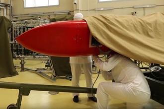 Испытания крылатой ракеты с ядерным двигателем «Буревестник», июль 2018 года