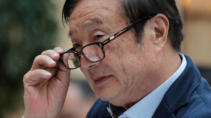 Глава Huawei считает арест своей дочери