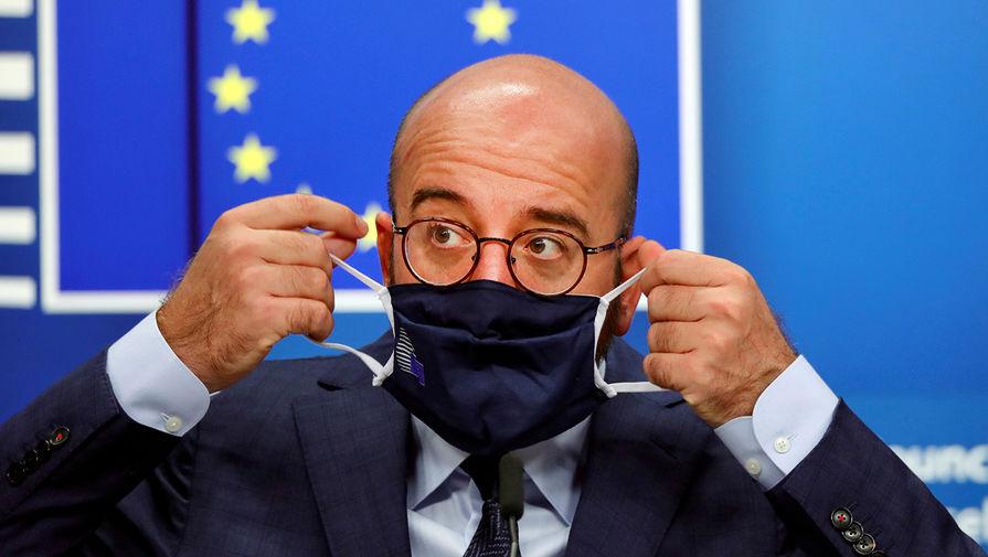 Глава ЕС заявил о лидерстве ЕС в глобальной борьбе с коронавирусом