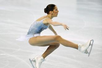 Дебютантка чемпионата Европы остановилась в шаге от пьедестала