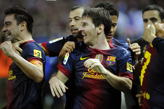 «Барселона» попробует победить в Лиссабоне