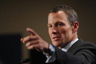 Армстронг покинул благотворительный фонд борьбы с раком