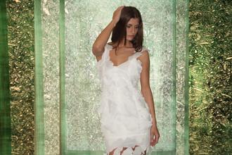 Платье из серии дизайнера Марка Лью Unicorn
