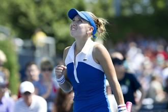 Елена Веснина упрочила позиции в рейтинге WTA