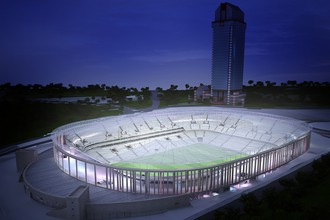 Новая арена «Бешикташа»