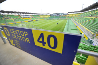 «Анжи» остался без победы в день открытия своего стадиона