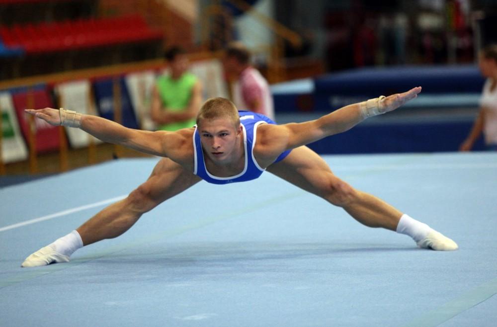 Спортивная Гимнастика Фото Мужчины