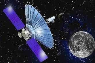 Российский космический радиотелескоп «Радиоастрон»