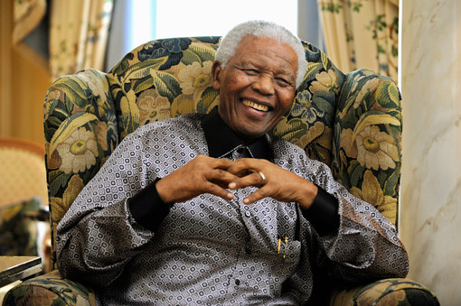 Нельсон Мандела. 1918—2013