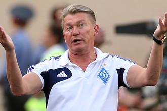 Олег Блохин уже не главный тренер киевского «Динамо»