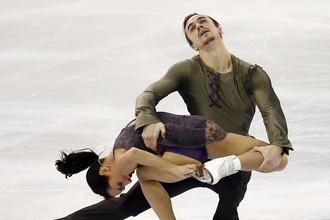 Ксения Слолбова и Федор Климов стали вторыми в финале Гран-при