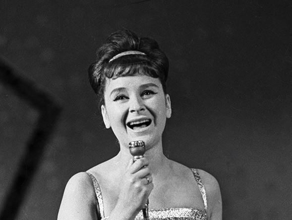 Тамара Миансарова, 1965 год