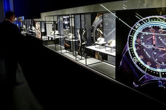 Выставка Baselworld в Базеле, 2018 год