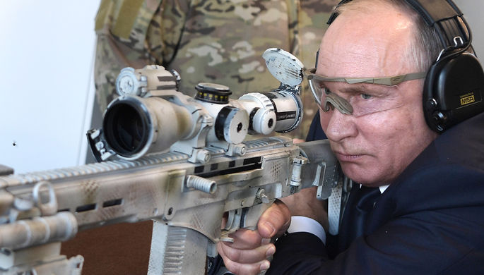 Время пришло: когда заменят винтовку Драгунова