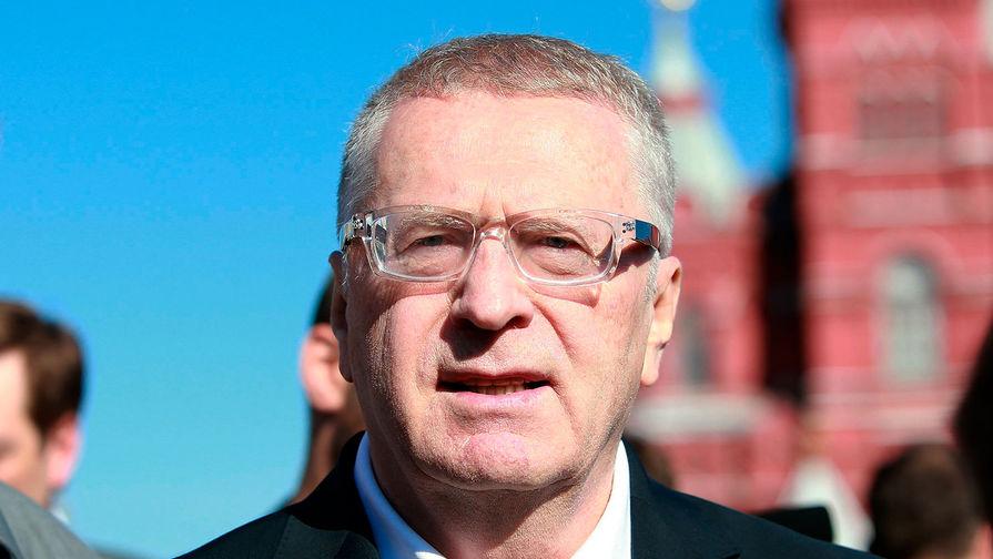 Жириновский заявил, что Украина готова бомбить свои территории для обвинения России