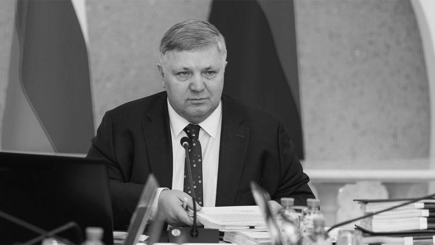 Первый заместитель губернатора Ханты-Мансийского автономного округа Геннадий Бухтин