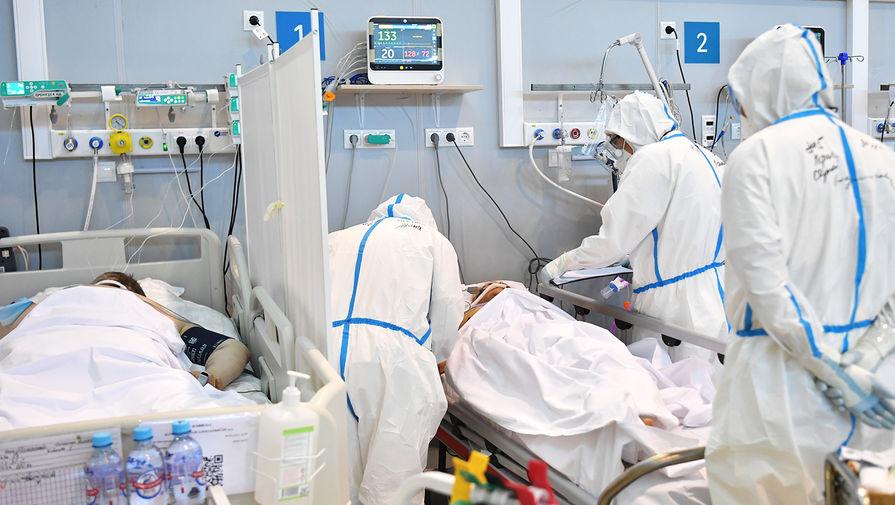В ВОЗ сообщили о стремительном росте смертности от COVID-19