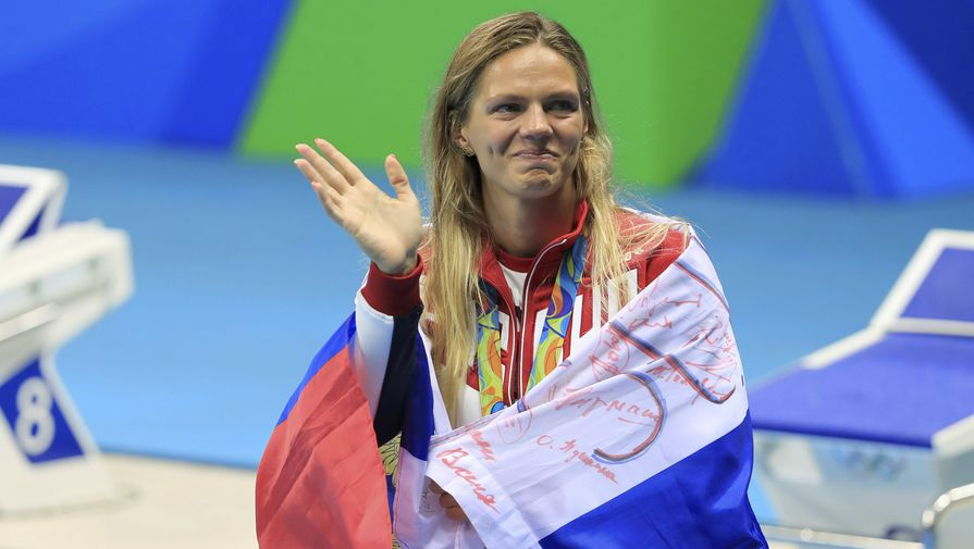 причинах приведших российские пловчихи в рио фото ответ
