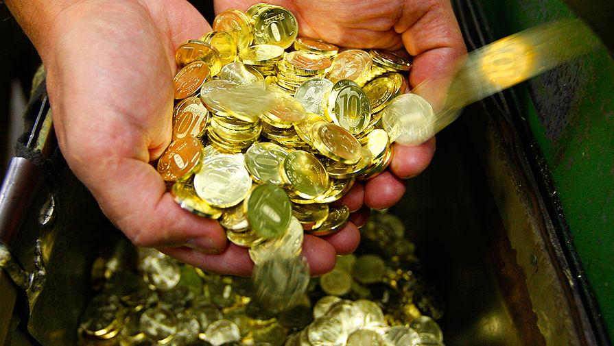 Минфин не в силах сдержать рубль