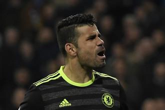 Диего Коста забил победный мяч в матче «Вест Хэм Юнайтед» — «Челси»