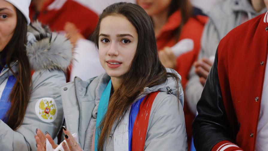 Фигуристка Алина Загитова