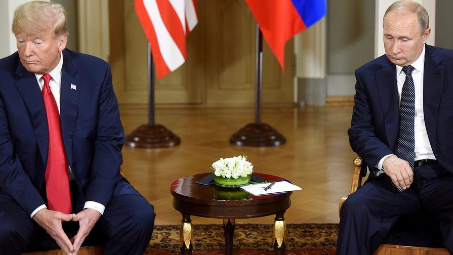 Демократы возобновили расследование о связях Трампа с Россией