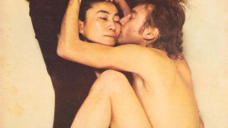 Yoko ono john lennon nude